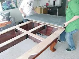 Pool table moves in Gulfport Mississippi